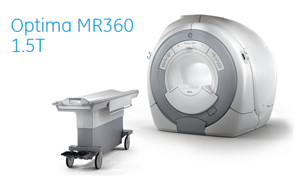 GE Optima MR360