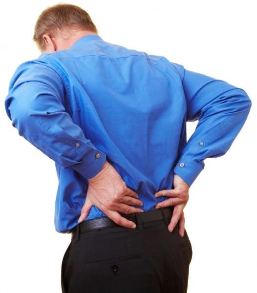хронический простатит боль поясница